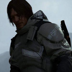 Death Stranding Sam Porter Bridges Hooded Jacket