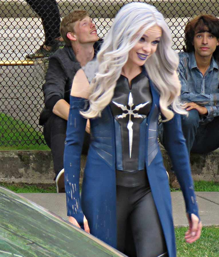 The Flash S06 Killer Frost Coat