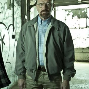 Mike Ehrmantraut Jacket