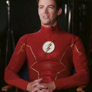 The Flash Season 6 Jacket