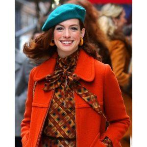 Lexi Orange Coat