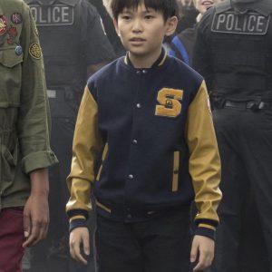 Sho Varsity Jacket