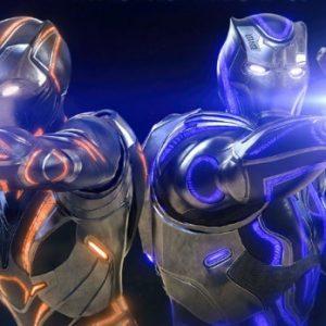 Avengers Damage Control Suit