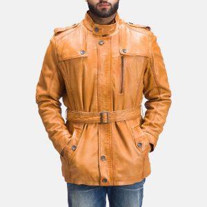 Tan Brown Jacket