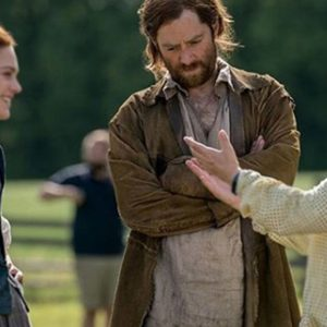 Outlander S04 Brown Coat