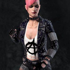 Cassie Cage Punk Jacket
