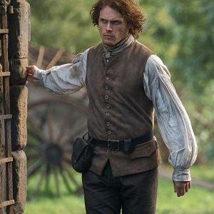Outlander Jamie Fraser Vest