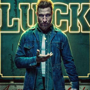 American Gods Mad Sweeney Denim Jacket