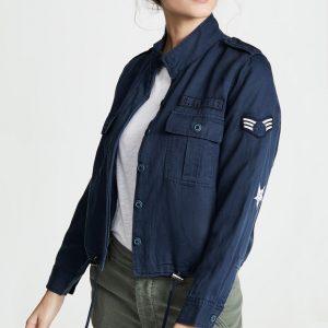 Batwoman Kate Kane Army Jacket