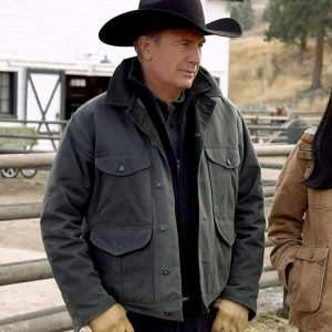 Yellowstone S02 Green Jacket