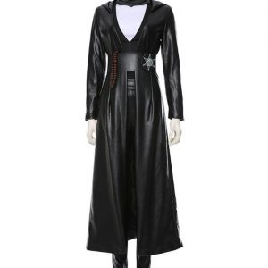 Watchmen Hooded Coat