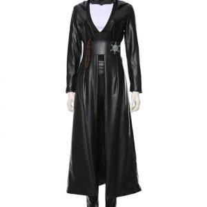 Watchmen Hooded Coat