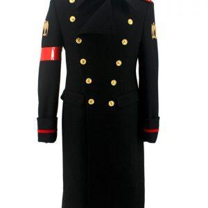 Michael Jackson Military Coat