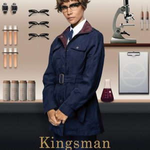 Kingsman The Golden Circle Ginger Jacket