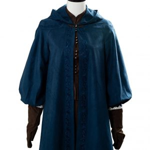 The Witcher Ciri Coat