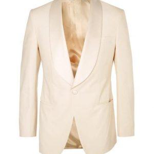 Kingsman Ivory Dinner Tuxedo Jacket