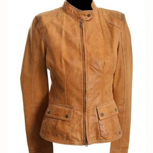 Natasha Romanoff Brown Jacket