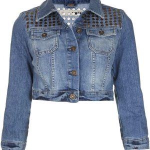Jenn Yu Cropped Jacket