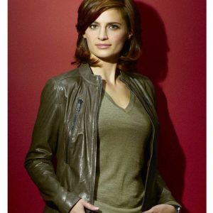 Kate Beckett Jacket
