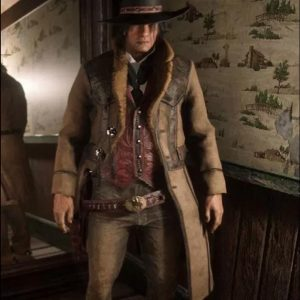 Red Dead Redemption 2 Montana coat