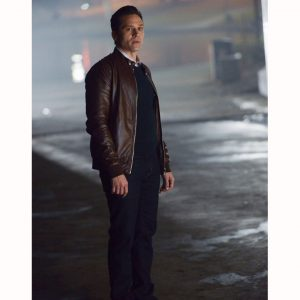 Castle Kevin Ryan Bomber Jacket