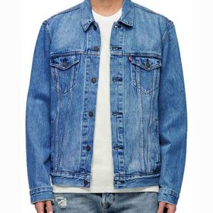 Luke Hobbs Denim Jacket