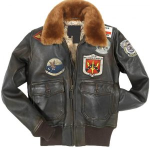Top Gun Womens Brown Jacket