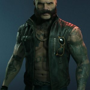 Bloodlines 2 Vest