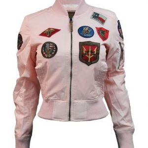 Womens Top Gun MA-1 Jacket