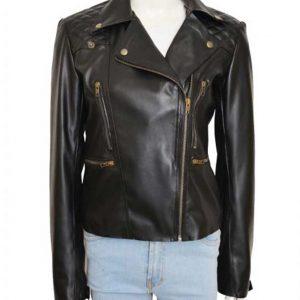 Chloe Decker Leather Jacket