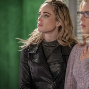 Arrow Season 08 Sara Lance Jacket