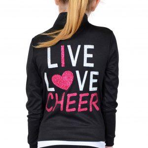 Live Love Cheer Jacket