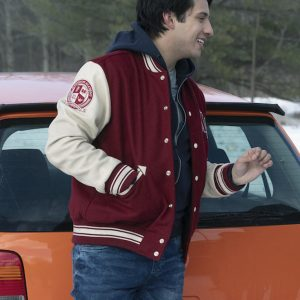 Locke & Key Javi Varsity Jacket