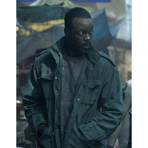 Vernon Elliot jacket