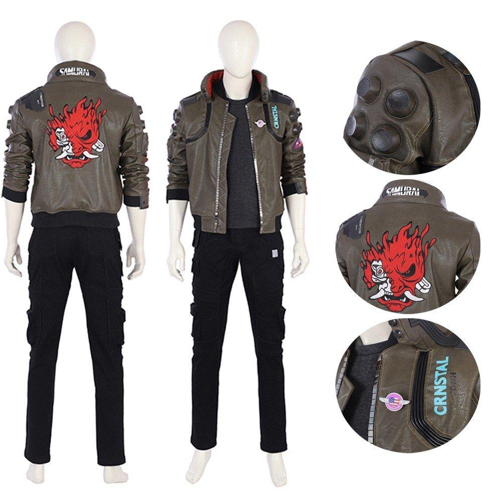 Cyberpunk 2077 Costume Samurai V Costume For Sale