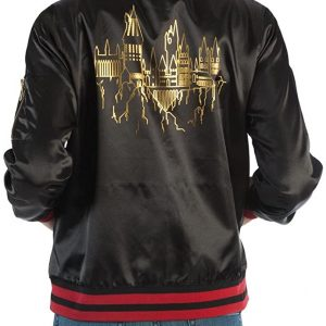 Harry Potter Bomber Juniors Jacket