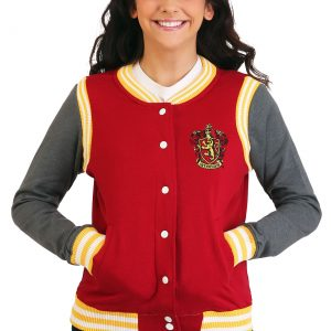 Harry Potter Gryffindor Varsity Jacket