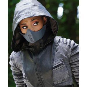 Black Lightning S03 Blackbird Jacket