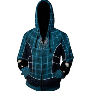 Spider-Man Fear Itself Hoodie