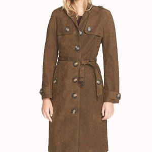 Laurel Castillo Coat