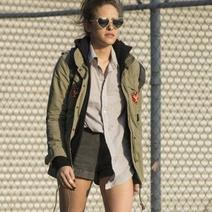 Mr. Robot Darlene Khaki Military Jacket