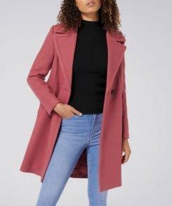 Betty Cooper Pink Coat