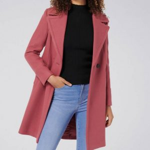 Betty Cooper Pink Coat