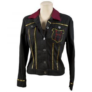 Harry Potter Denim Jacket