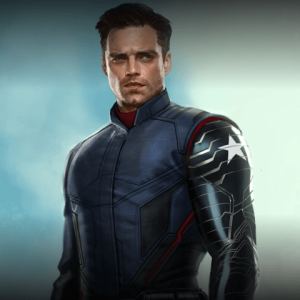 Winter Soldier Leather Jacket