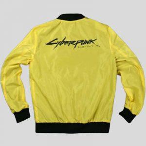 Cyberpunk 2077 Yellow Jacket