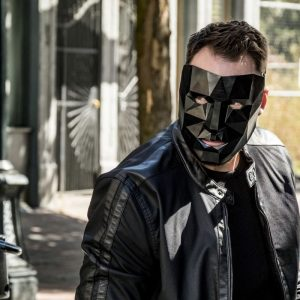 The Flash Season 5 Gridlock Jacket