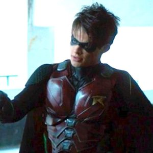 Jason Todd Titans Jacket