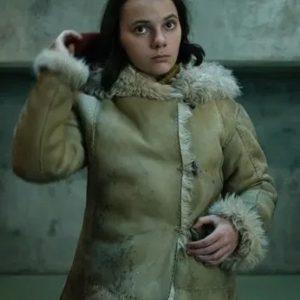 His Dark Materials Lyra Belacqua Coat
