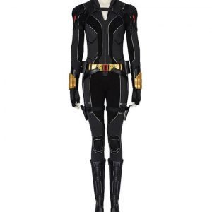 2020 Black Widow Jumpsuit